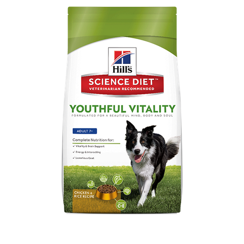 Hill's Science Diet Products Youthful Vitality